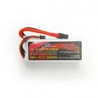 Batterie CNHL 1300 mAh 4S 100C G+Plus