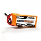 Batterie CNHL 1500 4S 120C Ministar