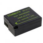 Batterie compatible Panasonic DMW-BLC12+