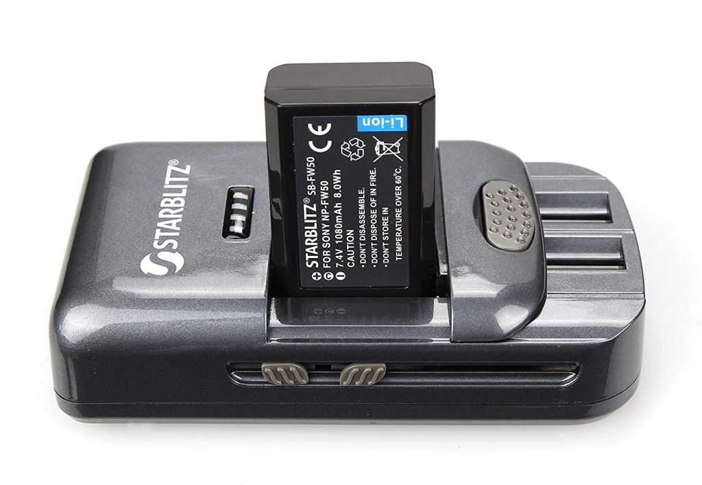 Batterie compatible Sony NP-FW50