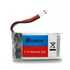 Batterie Eachine 1S 3.7V 600mAh 25C