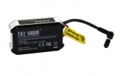 Batterie Fatshark 1800 mAh avec indicateur LED et charge USB