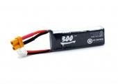 Batterie Graphene 2S 300 mAh 30 C XT30 - Team Black Sheep
