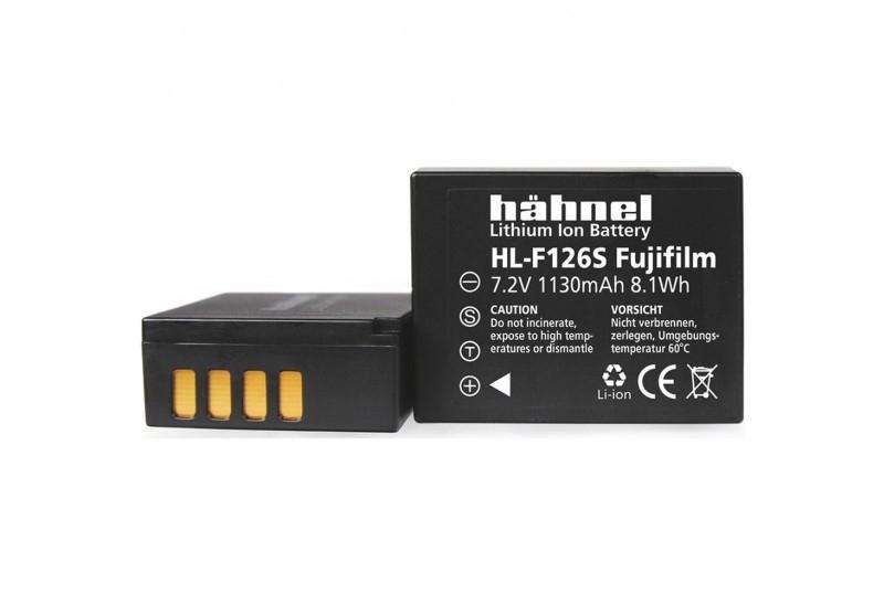 Batterie HL-F126 compatible Fujifilm NP-W126S - Hähnel