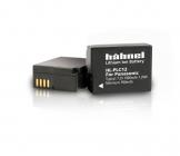Batterie HL-PLC12 compatible Panasonic DMW-BLC12 - Hähnel