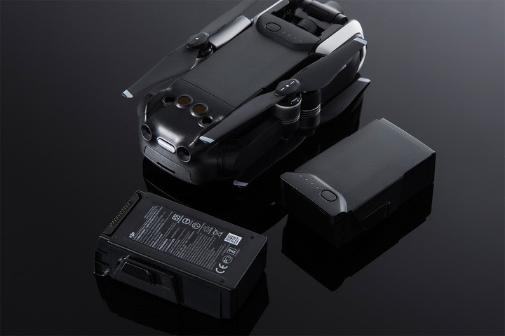 Batterie intelligente pour DJI Mavic Air avec le drone