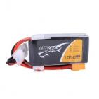 Batterie LiPo 1050mAh 4S 75C - Tattu