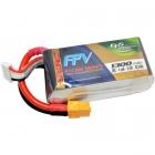 Batterie LiPo 1300mAh 4S 90C (XT60) - EPS