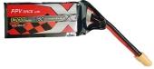 Batterie LiPo 1300mAh 75C - XT60 - ManiaX