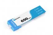 Batterie lipo 1S 650 mAh 50C (PH2.0) - BetaFPV