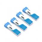 Batterie lipo 1S 650 mAh 50C (PH2.0) Pack de 4 - BetaFPV