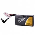 La batterie LiPo Tattu 2S 2500 mAh offrira une excellente autonomie à vos lunettes FPV Fatshark