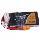 Batterie lipo 2S 650 mAh 75C (XT30) - Tattu
