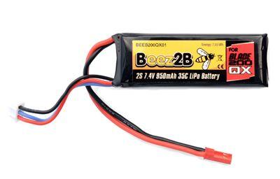 Batterie Lipo 2S 7.4V 950mAh 35C pour Blade 200QX