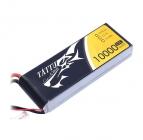 Batterie lipo 3S 10000 mAh 15C (EC5) - Tattu