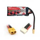 Batterie LiPo 3S 1000mAh 75C - XT60 - ManiaX