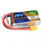 Batterie lipo 3S 1300 mAh 75C (XT60) - EPS