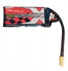 Batterie LiPo 3S 1500mAh 75C - XT60 - ManiaX