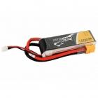 Batterie lipo 3S 1800 mAh 45C (XT60) - Tattu