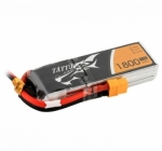 Batterie lipo 3S 1800 mAh 75C (XT60) - Tattu