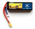 Batterie LiPo 3S 2700 mAh 30C pour DJI Phantom