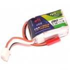 Batterie lipo 3s 280mAh 25C (JST) - EPS
