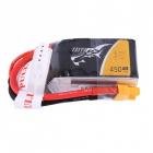 Batterie LiPo 3S 450mAh 75C XT30 - Tattu