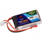Batterie lipo 3S 480mAh 30C (JST) - EPS - Vue du dessus