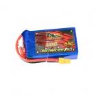 Batterie LiPo 3S 500MAH 65C - XT30 DINOGY