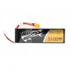 Batterie lipo 3S 5100 mAh 10C (XT60) - Tattu