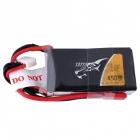 Batterie LiPo 450mAh 3S1P 45C 7.4V JST - Tattu