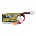 Batterie Lipo 4S 1300 mAh 100C (XT60) - Tattu