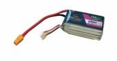 Batterie LiPo 4S 1300mAh 60C du fabricant de batteries EPS epropulsionsystems