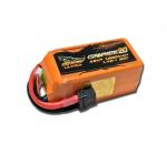 Batterie LiPo 4S 1300MAH 80C DINOGY ULTRA Graphène