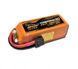 Batterie LiPo 4S 1500MAH 80C DINOGY ULTRA Graphène