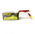 Batterie Lipo 4S 1550 mAh 100C (XT60) - TATTU