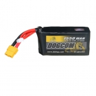 Batterie LiPo 4S 1550mAh 150C - Dogcom