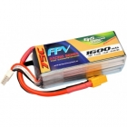 Batterie Lipo 4s 1600 mAh 75C EPS