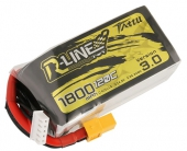 Batterie LiPo 4S 1800 mAh 120C R-Line V3 - Tattu