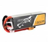 Batterie LiPo 4S 1800 mAh 45C (XT60) - Tattu - RS