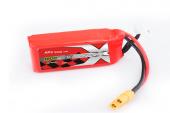 Batterie LiPo 4S 1800mAh 130C - XT60 - ManiaX