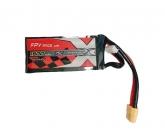 Batterie LiPo 4S 1800mAh 75C - XT60 - ManiaX
