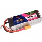Batterie Lipo 4S 2200 mAh 60C (XT60) - EPS - Vue du dessus