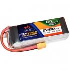 Batterie Lipo 4S 2200 mAh 75C (XT60) - EPS