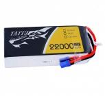 Batterie LiPo 4S 22000 mAh 25C (EC5) - Tattu
