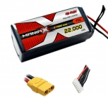Batterie LiPo 4S 22000mAh 25C - XT60 - ManiaX