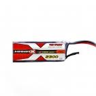 Batterie LiPo 4S 2300mAh 75C - XT60 - ManiaX