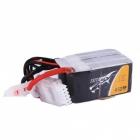 Batterie lipo 4S 450 mAh 75C (XT30) - Tattu