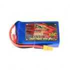 Batterie LiPo 4S 500MAH 65C - XT30 DINOGY