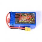 Batterie LiPo 4S 600MAH 65C - XT30 DINOGY